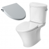 Bồn cầu Inax nắp shower toilet AC-710A+CW-S15VN